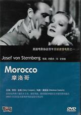Morocco DVD Gary Cooper Marlene Dietrich NEW R0 Eng Sub