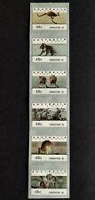 1995 Australia Animals Koala & Kangaroo 6v Stamps CPS (Singapore Exhibition)