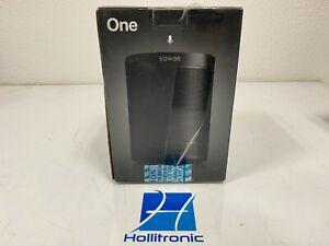 Sonos One Voice-Controlled Wireless Smart Speaker Gen 2 (Black)