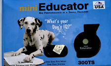 E-Collar 1/2 Mile Range Mini Educator Remote Trainer One Dog System ET-300TS Euc