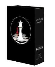 Breaking Dawn Collector's Edition by Stephenie Meyer Hardcover Book (English)