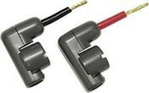 audio-technica AT6105 OFC cable terminator AT 6105 Japan Import Free shipping