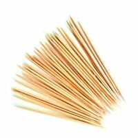 100 x 30cm Bamboo Barbecue Sticks Skewers BBQ Party Grill Kebab Fruit Fondue
