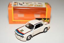 + SOLIDO 25 BMW 3.0 CSL 3.0CSL 30 CSL RALLYE WHITE MINT BOXED
