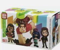 Disney Ralph Breaks The Internet power pac Figures series 2 wreck it ralph