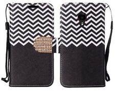 Wallet Pouch Case Phone Cover for Alcatel OneTouch Elevate 4037V AL5017AVB