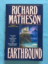 EARTHBOUND - FIRST AMERICAN EDITION SIGNED BY RICHARD MATHESON