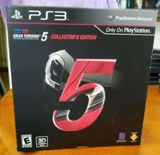 Gran Turismo 5 -- Collector's Edition **NO GAME** box in good shape