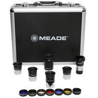 "Meade Series 4000 1.25"" Plossl Eyepiece(5) and Filter(6) Set"