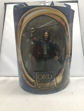 Lord of the Rings,Return of the King,Super Poseable Pelennor Fields Aragorn,