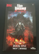 THE FOUR HORSEMEN of the APOCALYPSE HELLDIVER BOOK ONE Graphic Novel