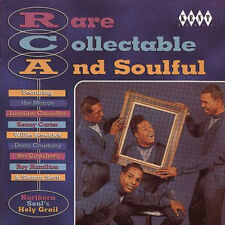 "RARE COLLECTABLE AND SOULFUL  ""24 TRACKS FROM NORTHERN SOUL'S HOLY GRAIL RCA"""