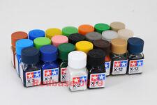 Tamiya Model Color Enamel Paint 10ml X-1 - X-34 80001 - 80034 Gloss series