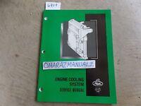 7-1999 Mack Truck Engine Cooling System Service Manual OEM  7-001