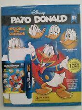 Donald Duck Sticker Story - Album brasilianische Version - Softcover