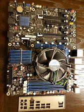 Intel DX58SO , LGA1366 Socket Motherboard + i7-950