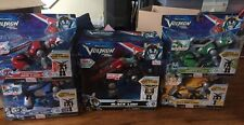 2017 VOLTRON LEGENDARY DEFENDER COMPLETE SET OF 5 LIONS   16""