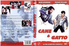 CANE E GATTO (Bud Spencer - Thomas Milian) - DVD NUOVO E SIGILLATO