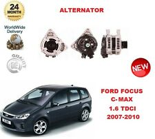 FOR FORD FOCUS C MAX 1.6 TDCI 2007-2010 120A ALTERNATOR UNIT