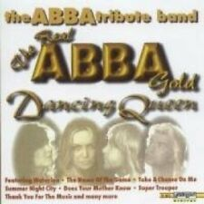 Abba Tribute Band Dancing queen-The real Abba gold (2001)  [CD]