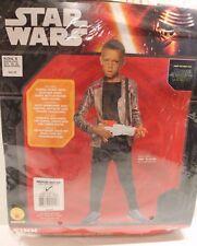 Rubie's Star Wars Finn Costume Halloween Dress-Up Boy Size Medium 5-7 Years