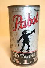Pabst Old Tankard Ale 12 oz. 1940 Irtp flat - Pabst Brewing Co., Milwaukee, Wi.
