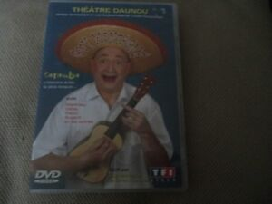 "DVD ""GUY MONTAGNE - CARAMBA"" spectacle"