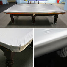 New PVC Cloth 8FT Fitted  Billiard Pool Table Cover Waterproof