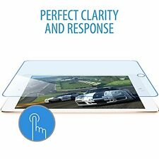 Apple iPad Air & Air 2 V7 Shatter-proof Tempered Glass Screen Protector