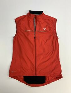 Pearl Izumi Women's Elite Cycling Vest Size Medium Red