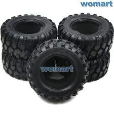 5pcs RC 1/10 90mm Tires W/ Foam For RC4WD Axial Tamiya Rock Crawler Truck Parts