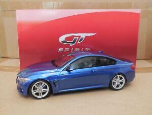 1/18 GT Spirit GT027 BMW M435i M Sport  Metallic Blue