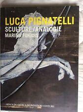 Luca Pignatelli Sculture/Analogie 2010