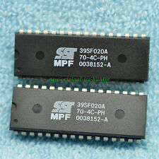2PCS(pieces) SST New Original SST39SF020A-70-4C-PH PHE IC DIP32