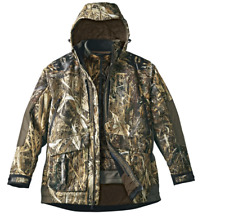 Cabelas Instinct Waterfowl 3 In 1 Hunting  Parka Primaloft Goretex Men's S $400