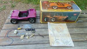 Vintage Cox Dune Buggy Restore Project Parts w/Box
