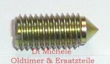 40 DCOE 151 Weber Vergaser 4x Zentrierschraube Zerstäuber