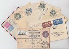IRELAND 1927/54 7x covers with HOLYCROSS, WEXFORD, DUBLIN, NENAGH, OLD CASTLE++