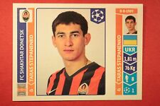 PANINI CHAMPIONS LEAGUE 2014/15 N. 592 STEPANENKO S. DONETSK BLACK BACK MINT!