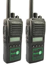 VERTEX VX924 LOWBAND 66-88MHZ 5 WATT 4M HAM MSA WALKIE-TALKIE TWO WAY RADIO x 2
