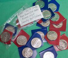 2010 thru 2018 Kennedy P and D UNC Lot Half Dollar 18 BU Mint Set 50c Coins