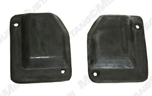 1969-1970 Ford Mustang Quarter Post Seals Fastback Made by Daniel Carpenter