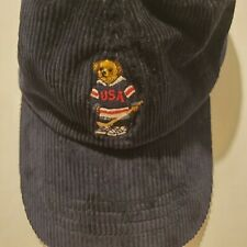 c59f9a830 Ralph Lauren Men's Corduroy Baseball Caps | eBay