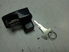 1981 honda cm400c H1184~ helmet lock w key