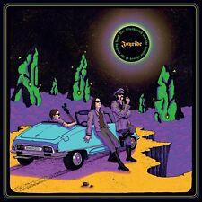 DER BLUTHARSCH Joyride LP BLACK VINYL+CD 2015 LTD.250