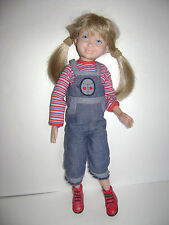 American Girl Peasant Doll LOGAN Hopscotch Hill Retired Original Clothing RARE