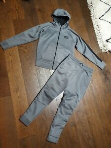Boys XL Rascal Grey Tracksuit age 12 - 13