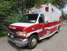 Ford E-450 Super Duty Emergency Ambulance Medical Aid Van 7.3L Diesel bidadoo