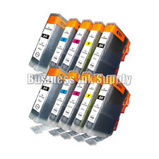 10+ pk Canon PGI-225 CLI-226 Ink MG6110 MG6120 with Chip 2x PGI-225 8x CLI-226