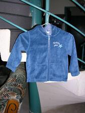 veste bleu à capuche Taille 4Ans Fille occasion